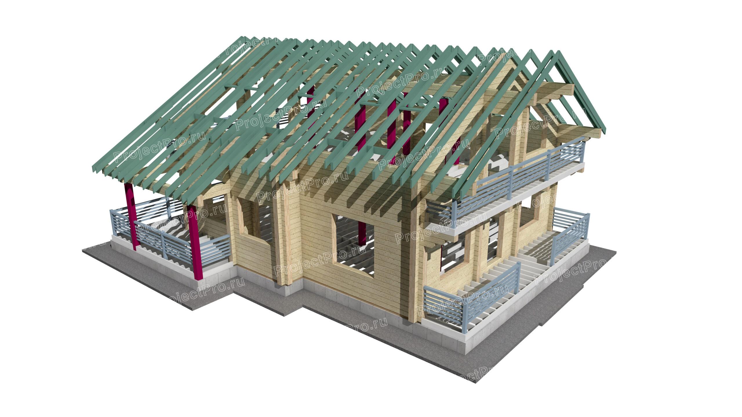 Конструкции деревянные