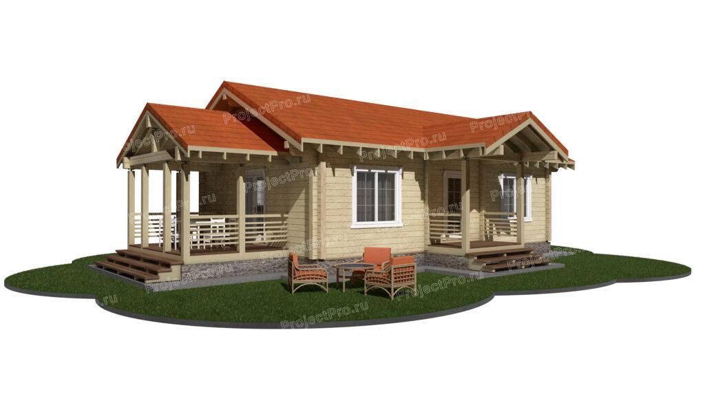 Проект дома. Архитектурные решения